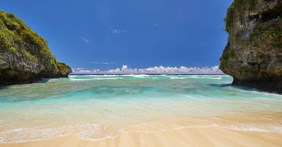 Hio beach, Niue.