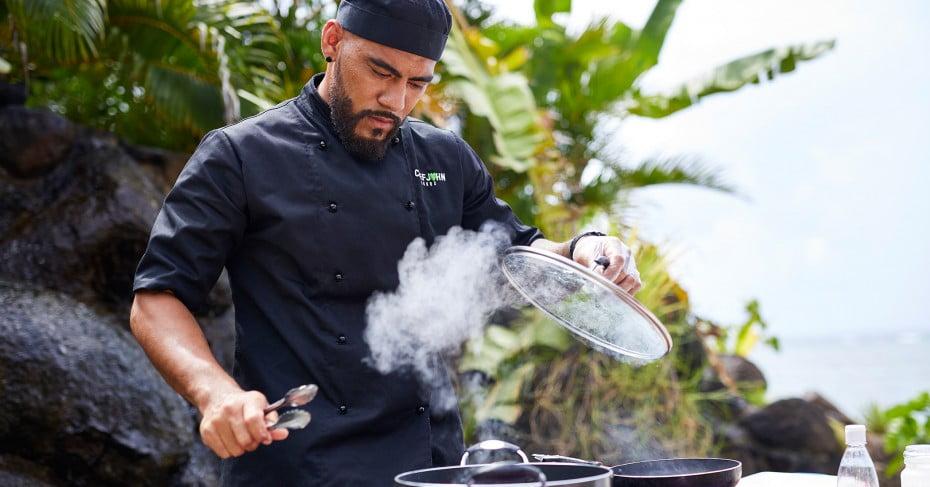 Chef John, Samoa