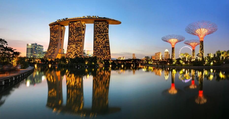 Singapore Gardens by the Bay, Singapore