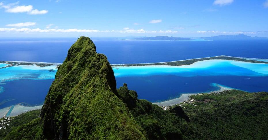 Mt Otemanu, Tahiti