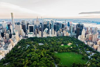 Central Park, New York, United States.