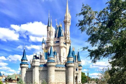 Walt Disney World Resort, Orlando, United States.