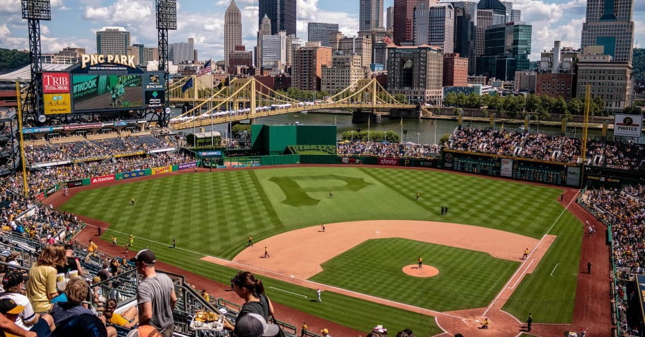 Pittsburgh Pirates Park, United States.