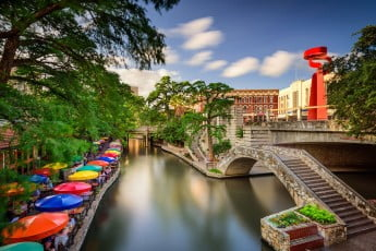 Riverside, San Antonio, Texas, USA.