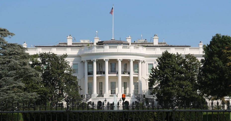 White House, Washington DC, United States.