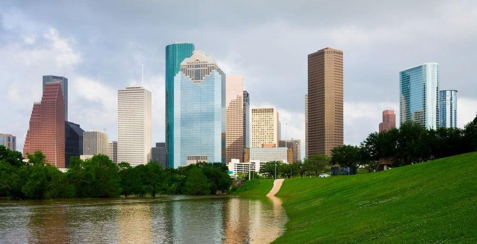 Downtown, Houston, USA.