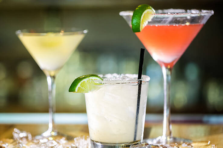 Cocktails in Houston, USA
