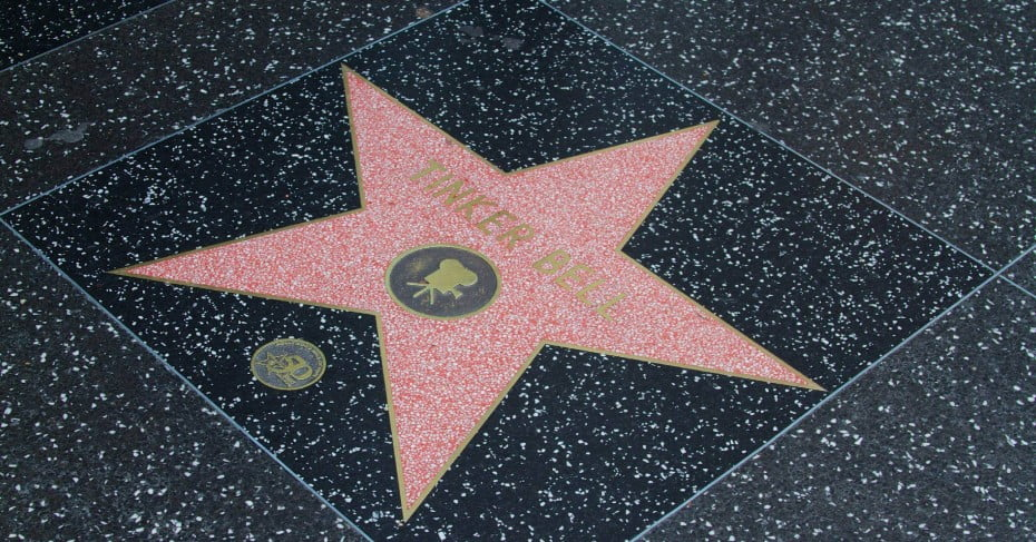 Hollywood Walk of Fame, Los Angeles, United States