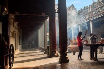 Jade Pagoda, Vietnam.