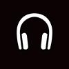 Air New Zealand headphones icon.