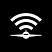Inflight Wi-Fi icon.