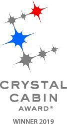 Crystal Cabin Award Logo - 2019