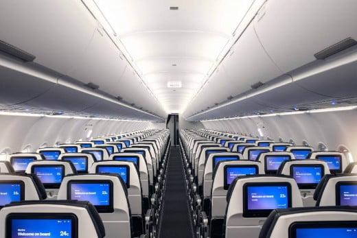 A321 NEO Interior