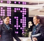 ニュージーランド航空による個人情報の取り扱い