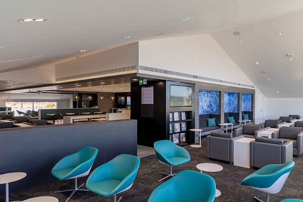 Air New Zealand Napier Lounge