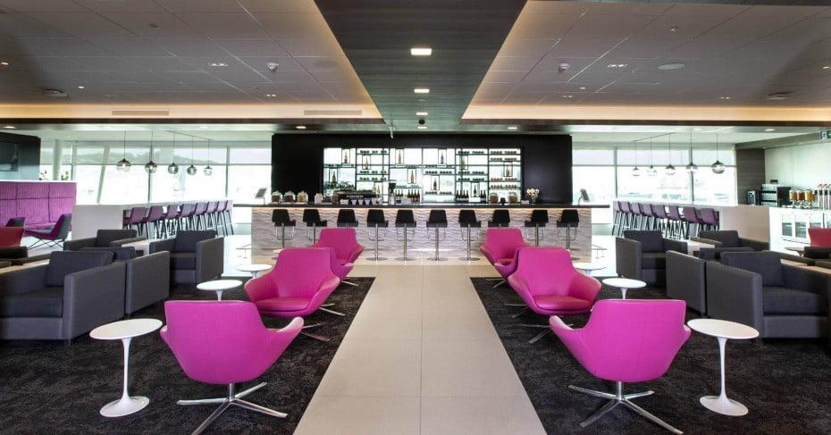 Wellington Domestic Lounge