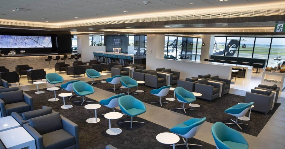 Auckland Regional Lounge