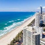 Surfers Paradise, Gold Coast, Australia.