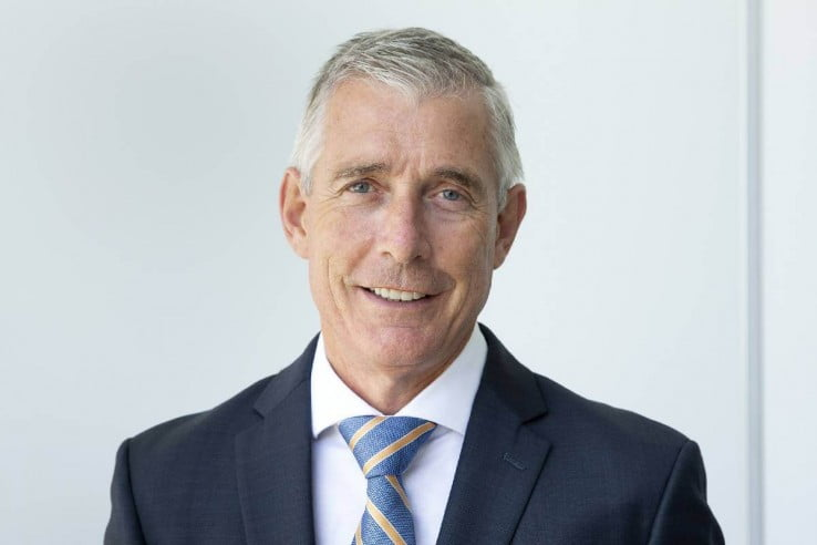 Greg Foran, CEO Air New Zealand