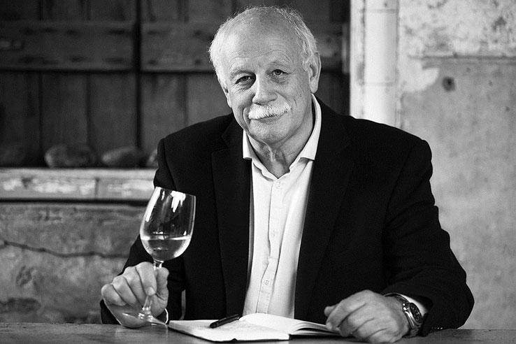 Jim Harre, wine consultant