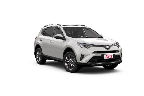 NZ - Avis -Toyota Rav4