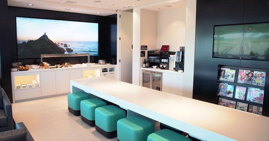 Invercargill regional lounge.