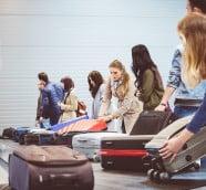 行李遺失或損壞