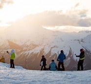 ニュージーランドでスキー&スノーボード