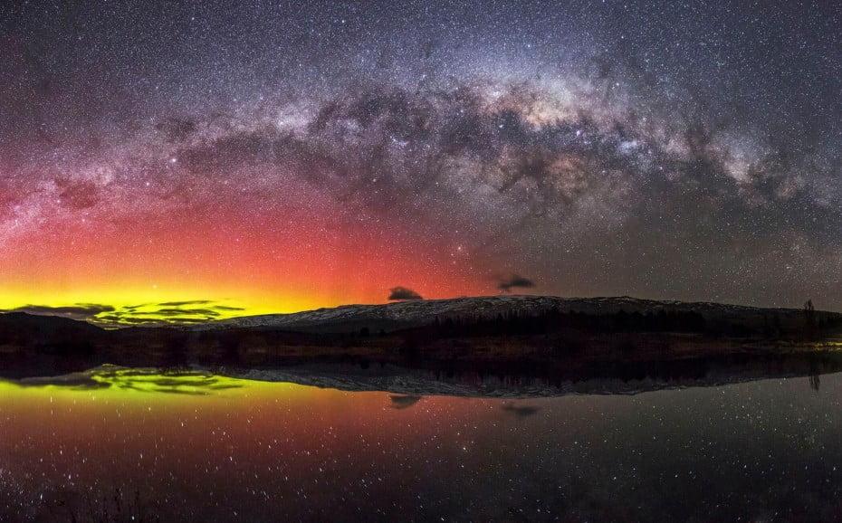 ニュージーランドで感動体験、満天の星空 - クイーンズタウン