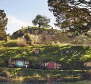 哈比人村(Hobbiton)
