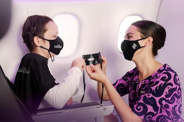 Koru Care Flight