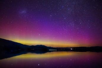 ニュージーランドで感動体験、満天の星空 - マッケンジー地区