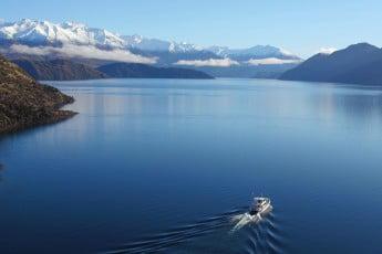 #でもそこがイイ - ワナカ湖