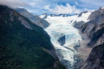 #でもそこがイイ - フランツジョセフ氷河
