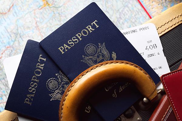 オンライン予約でできること - パスポート情報の追加