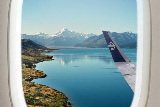 ニュージーランドの国内移動