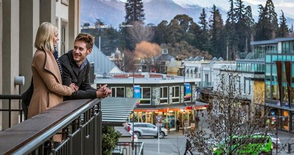 個人旅行でニュージーランドへ - クイーンズタウン