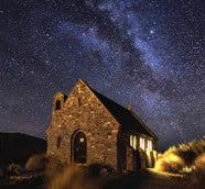 ニュージーランドで感動体験、満天の星空