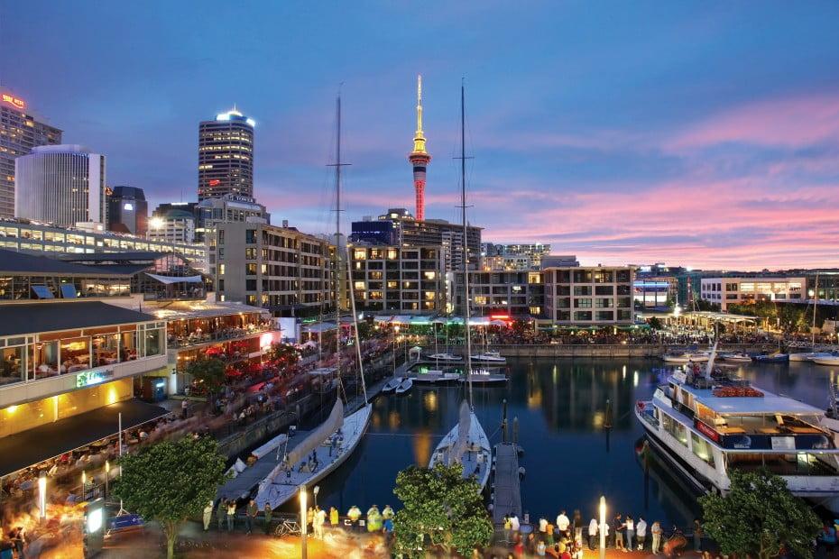 オークランド(Auckland)