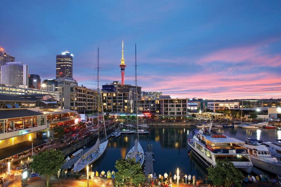 ニュージーランドで大人旅 第1回 - ニュージーランド航空公式サイトのホテル予約が新しくなりました!