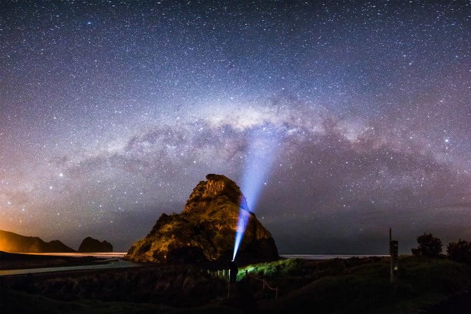 はるかなる大自然への旅 - 星空観測 - オークランド