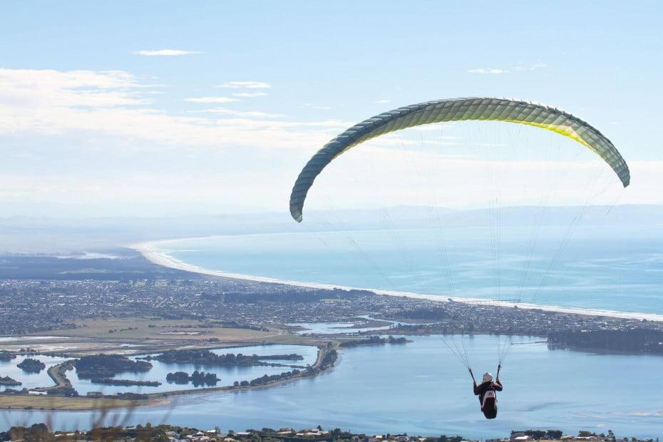 美しい季節 春のニュージーランド - スカイアクティビティ