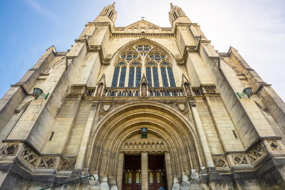 文化も自然も満喫、ダニーデン(Dunedin)へ - セントポール大聖堂