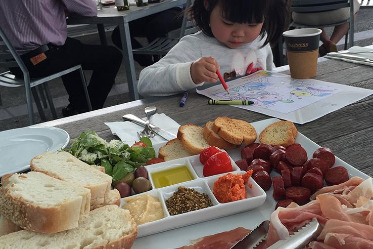 ニュージーランドで親子旅行 - 子供たちも楽しめる高級レストラン