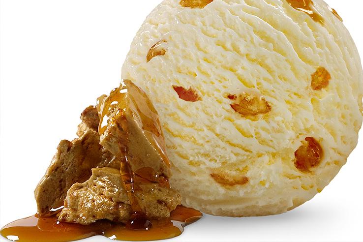 大人も子どもも夢中になる味「アイスクリーム」