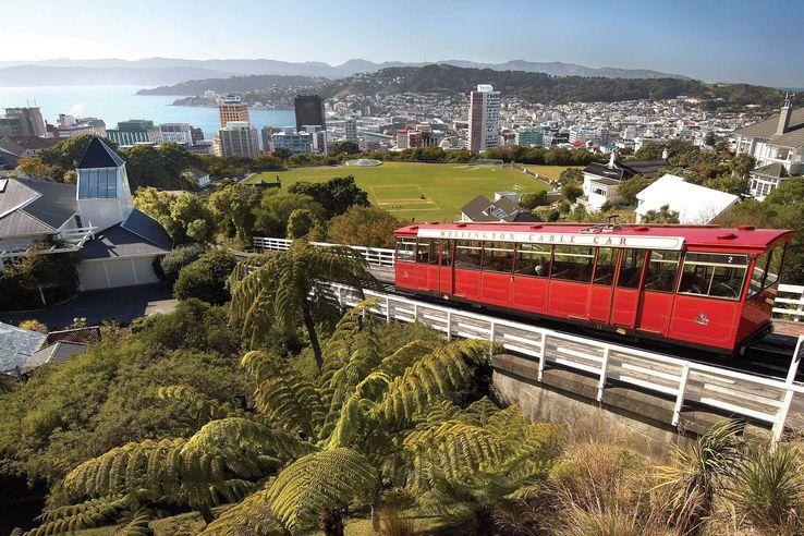 個人旅行でニュージーランドへ - ウエリントン