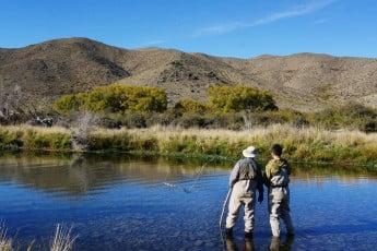 Fly Fishing Experience, Tekapo River