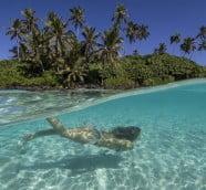 Refresh in Rarotonga