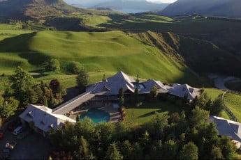Lodge in Mahu Whenua New Zealand