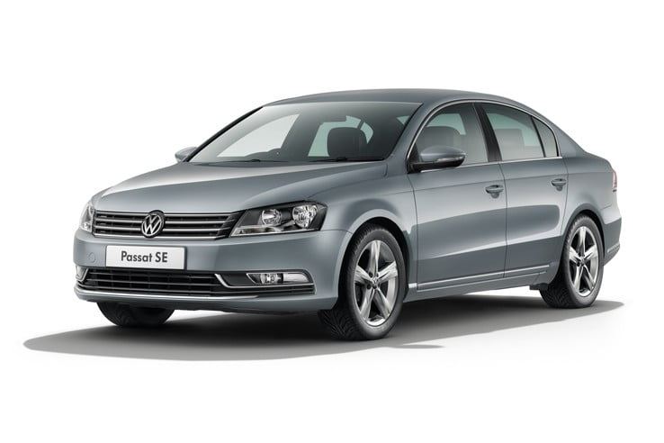 Avis UK - Group J - Volkswagen Passat